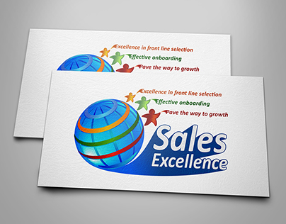Sales Excellence | Logo Design
