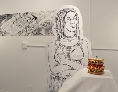 Sublands (solo exhibition)