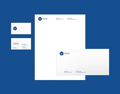 Wycliffe Construction - Brand Identity
