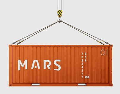 MARS PROJECT II: Space Food Packaging Design