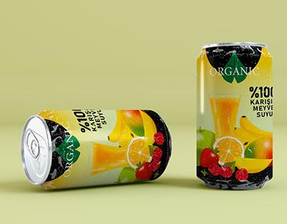 juice | packaging dressing
