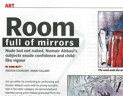 Exhibition Review   Tribune Magazine