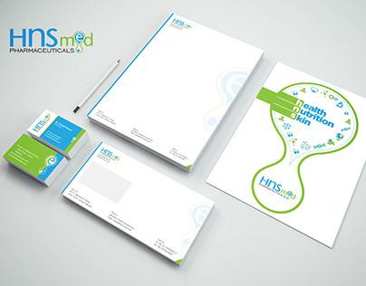 HNS Med Packaging Designs
