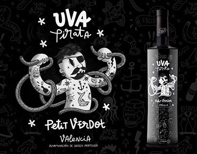 Uva Pirata - Peculiar Wines