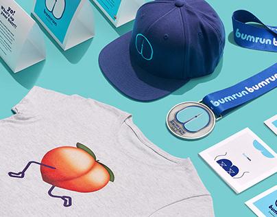 Bumrun — Brand Identity & System