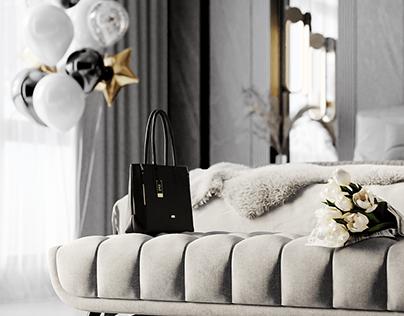 Luxury Master Bedroom   2021
