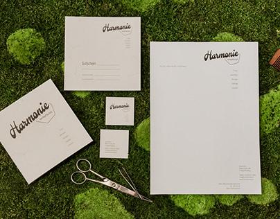 Naturfrisör Harmonie | Markenentwicklung