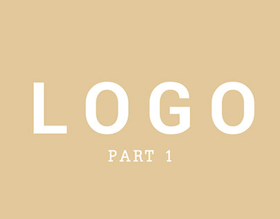 LOGO | PART 1