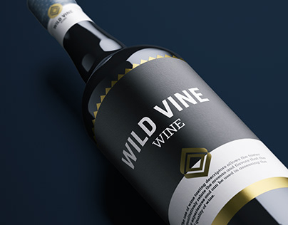 Wine Packaging and Label