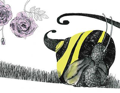 """The Snail and the Rosebush"", 2014"
