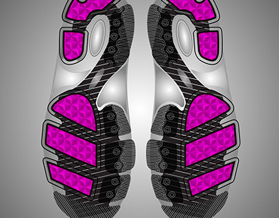 Sports Shoes/ Joggers sole Design