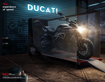 [杜卡迪Ducati]学员合成海报档案