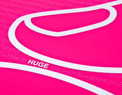 CSCA Presents HUGE — Claudia Chow Event Poster