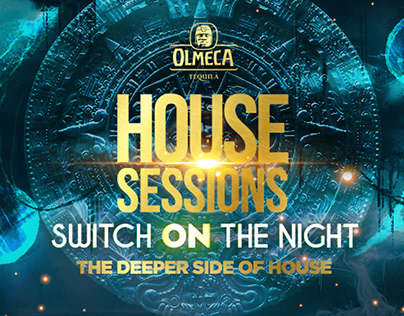Switch on the Night - Olmeca. Kampala