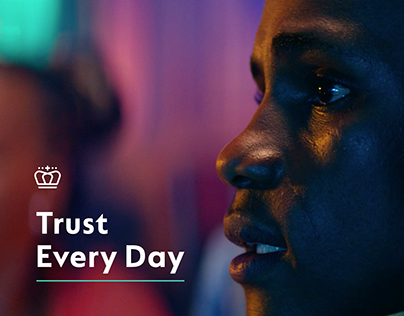 Coronation 'Trust Every Day' TVC