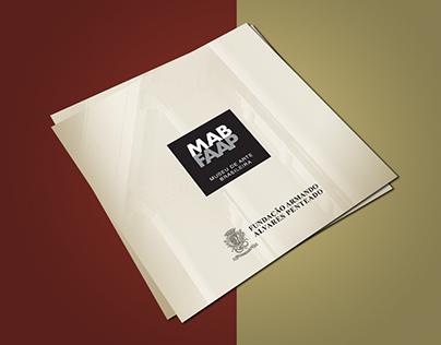MAB FAAP // Folder