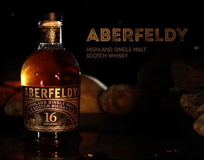 Aberfeldy // Packshot