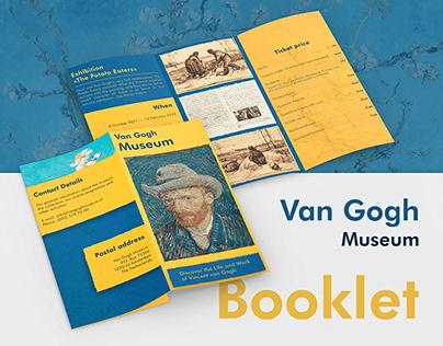 Van Gogh Museum Booklet
