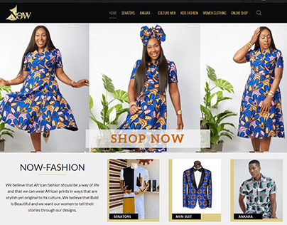 Now-Fashion Store