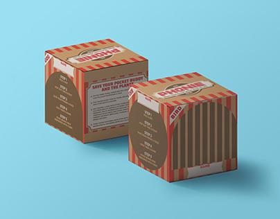 Phonie Packaging