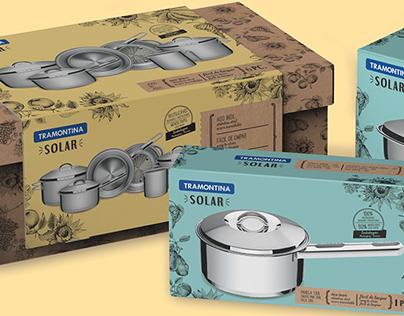 Embalagens Sustentáveis para Utensílios Domésticos
