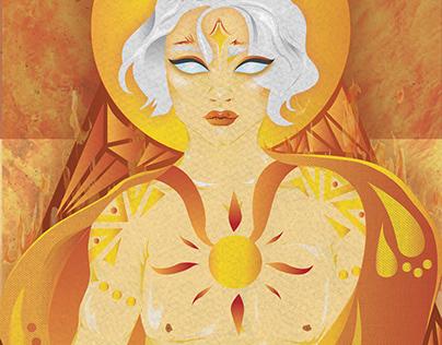 Liadlaw - Visayan Sun God