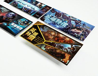 League of Legends Campaign