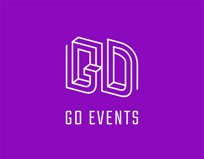 GD Events identity