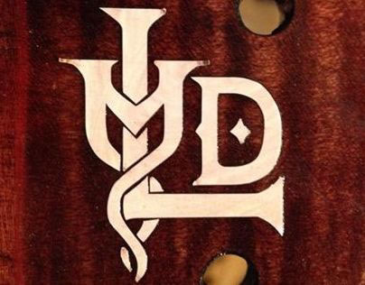 LMD guitar lab Logo