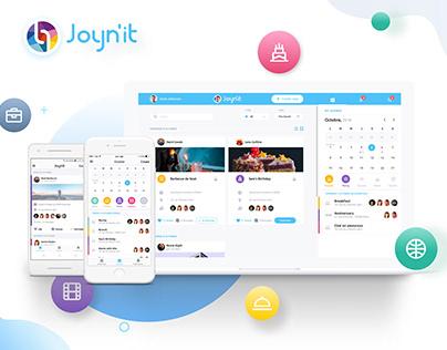 Joyn'it - Social networking, Lifestyle