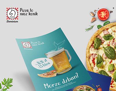 Pizza Dominium - season key visual