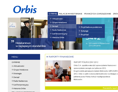 Orbis / Investor Relations