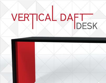 Vertical Draft Desk
