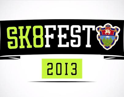 MUNI's Sk8Fest 2013
