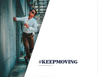 #KeepMoving
