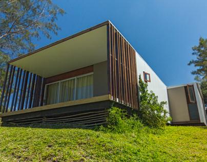 CubeKaya Eco-Home for Habitar