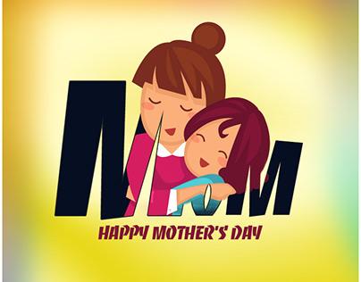 Happy Mother's Day (social media Design)