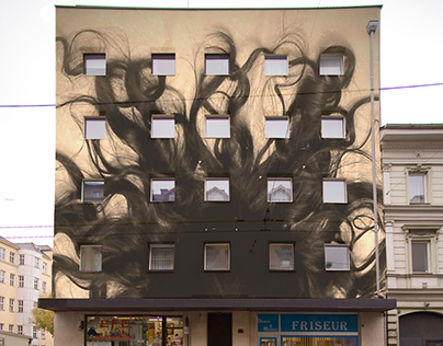 Random Fassade Design