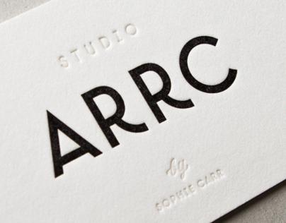 Studio Arrc - Branding