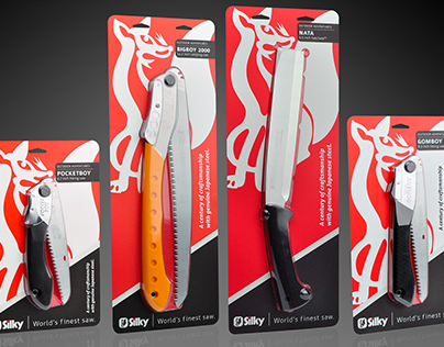 Packaging For Silky Saws