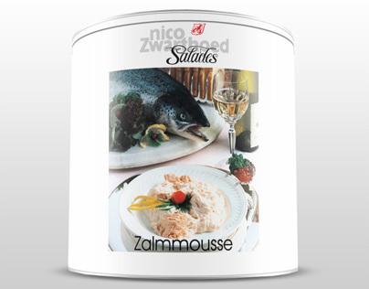 Nico Zwarthoed Salades