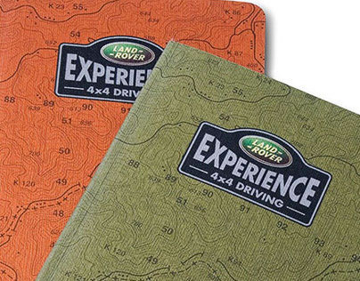 Land Rover Experience Passport