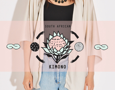 South African Kimono