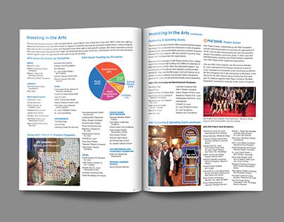 Infographics: A&E's 2014 Annual Report
