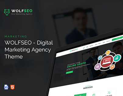 WOLFSEO Digital Marketing Agency