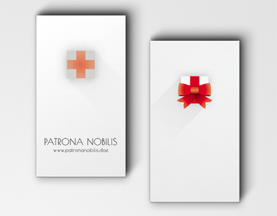 Frosted Glass (Illustrated Business Cards)