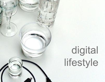 Digital Lifestyle - Poster