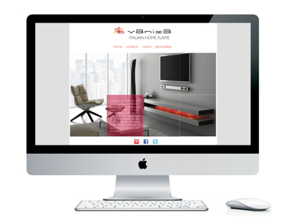 Vanixa Web Site