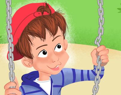 Children Book Story