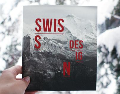 Swiss brochure